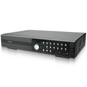 AVZ308 8 Kanals Full HD DVR - 8 Analoge kameraer + 1 IP.