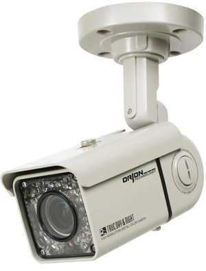 OR-P501- Analogt kamera, 12/24VDC, IR, 9-22 mm (520 TVL)