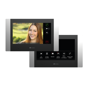 Beoview 7 - Videomonitor, Handsfree, 7 Tom (Aluminium side