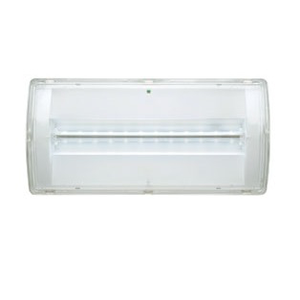 Sirios LED kombiarmatur IP42 Dobbeltisolert 24 stk LED 120