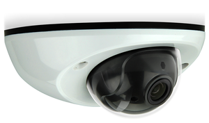 AVM411- 2 MP Mini dome kamera, POE