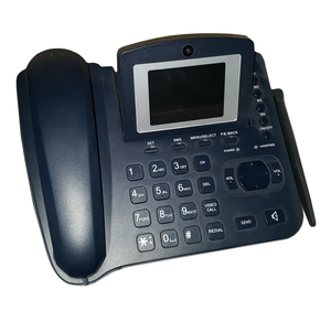 GSM Bordtelefon for videosamtale